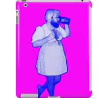 The Bear Maid, Bubblegum Variant iPad Case/Skin