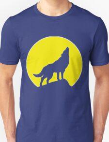 She-wolf inverted Unisex T-Shirt