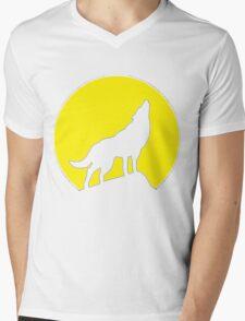 She-wolf inverted Mens V-Neck T-Shirt