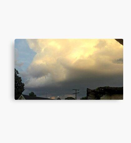 May 5 2012 Storm 53 Canvas Print