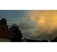 May 5 2012 Storm 59 Photographic Print