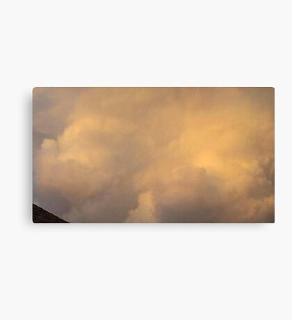 May 5 2012 Storm 60 Canvas Print
