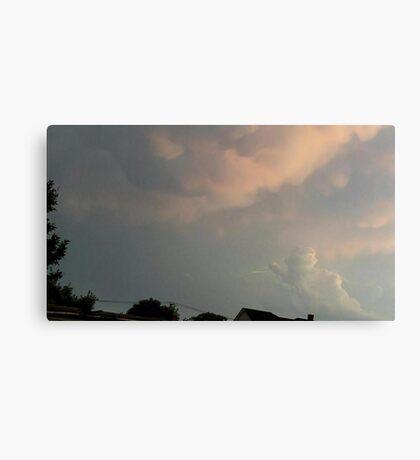 May 5 2012 Storm 62 Canvas Print