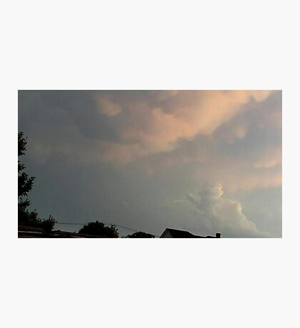 May 5 2012 Storm 62 Photographic Print