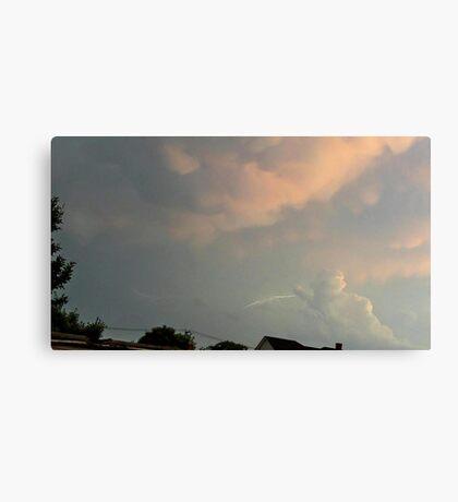 May 5 2012 Storm 66 Canvas Print