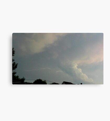 May 5 2012 Storm 75 Canvas Print