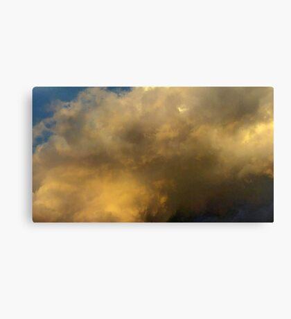 May 5 2012 Storm 77 Canvas Print