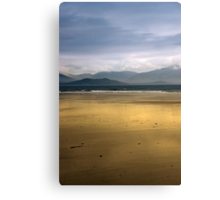 maharees beach and bay Canvas Print