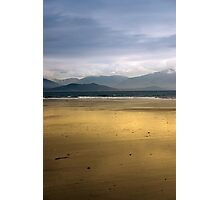 maharees beach and bay Photographic Print