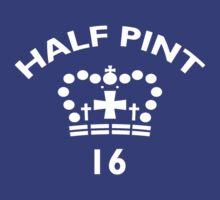 British Half Pint Stamp by Buleste