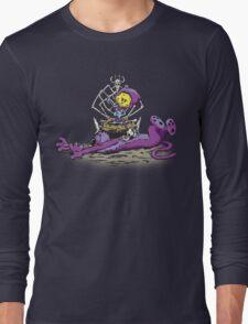 Furry Flea Bitten Fool Long Sleeve T-Shirt