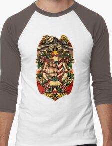 Spitshading 001 Men's Baseball ¾ T-Shirt