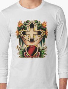Spitshading 002 Long Sleeve T-Shirt