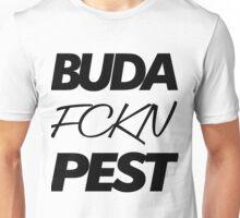 BUDA FCKN PEST Unisex T-Shirt