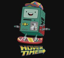 Hover Time One Piece - Short Sleeve