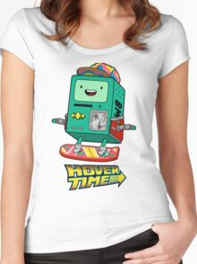 Hover Time Women's Fitted Scoop T-Shirt