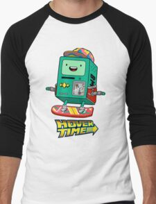 Hover Time Men's Baseball ¾ T-Shirt