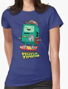 Hover Time Womens Fitted T-Shirt