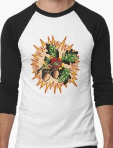 Spitshading 004 Men's Baseball ¾ T-Shirt