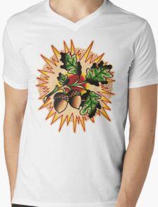 Spitshading 004 Mens V-Neck T-Shirt