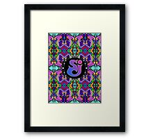 String Cheese Incident - Trippy Pattern Framed Print