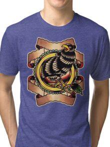 Spitshading 006 Tri-blend T-Shirt