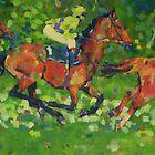 Race by Mellissa Read-Devine