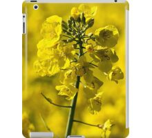 Very Yellow iPad Case/Skin