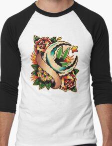 Spitshading 007 Men's Baseball ¾ T-Shirt