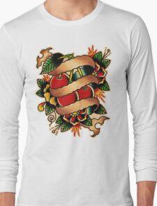 Spitshading 009 Long Sleeve T-Shirt