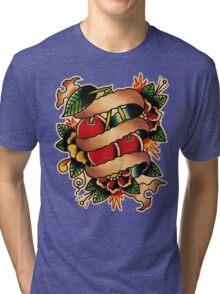 Spitshading 009 Tri-blend T-Shirt