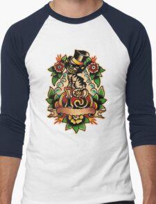 Spitshading 012 Men's Baseball ¾ T-Shirt