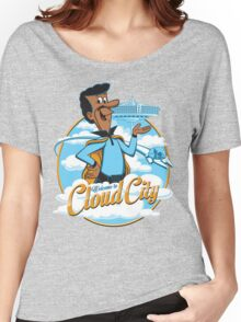 Welcome to Cloud City Women's Relaxed Fit T-Shirt