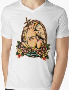 Spitshading 013 Mens V-Neck T-Shirt