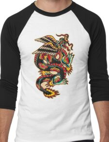 Spitshading 016 Men's Baseball ¾ T-Shirt