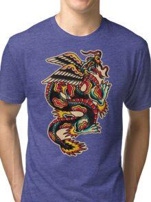 Spitshading 016 Tri-blend T-Shirt