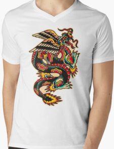 Spitshading 016 Mens V-Neck T-Shirt