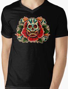 Spitshading 015 Mens V-Neck T-Shirt