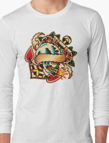 Spitshading 017 Long Sleeve T-Shirt