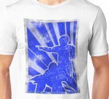 FC BLUE Army Propaganda (Weathered) Unisex T-Shirt