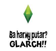The Sims - Ba harmy putar? GLARCH!! by JulieM13