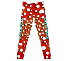 Toaded - digital agaric Leggings