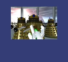 Daleks - Oops! Unisex T-Shirt