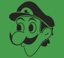 Weegee Face by Earth-Gnome