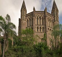 St Johns Cathedral Brisbane Australia by PhotoJoJo