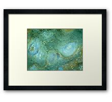 Pearls From Ashes Framed Print