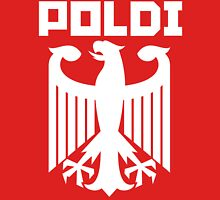 "Lukas Podolski ""Poldi"" T-Shirt T-Shirt"