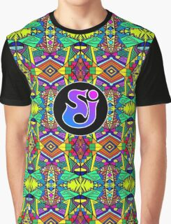 String Cheese Incident - Trippy Pattern 2 Graphic T-Shirt