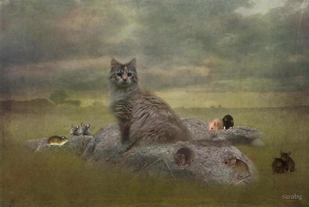 The Mouser by swaby
