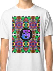 String Cheese Incident - Trippy Pattern 3 Classic T-Shirt